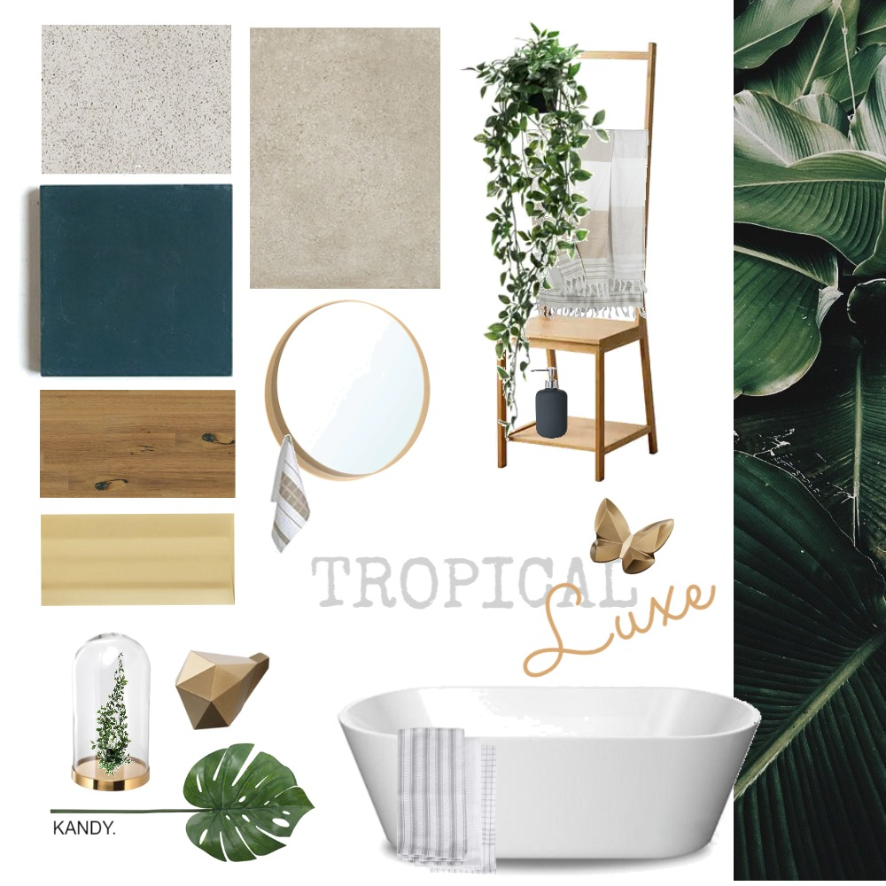 Wet areas Interior Design Mood Board by AndrewAnthony on Style Sourcebook