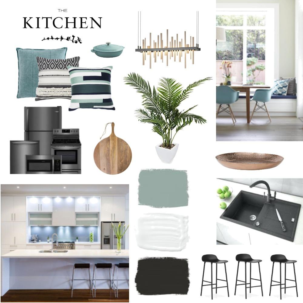 Kitchen Interior Design Mood Board by dwilkinson on Style Sourcebook