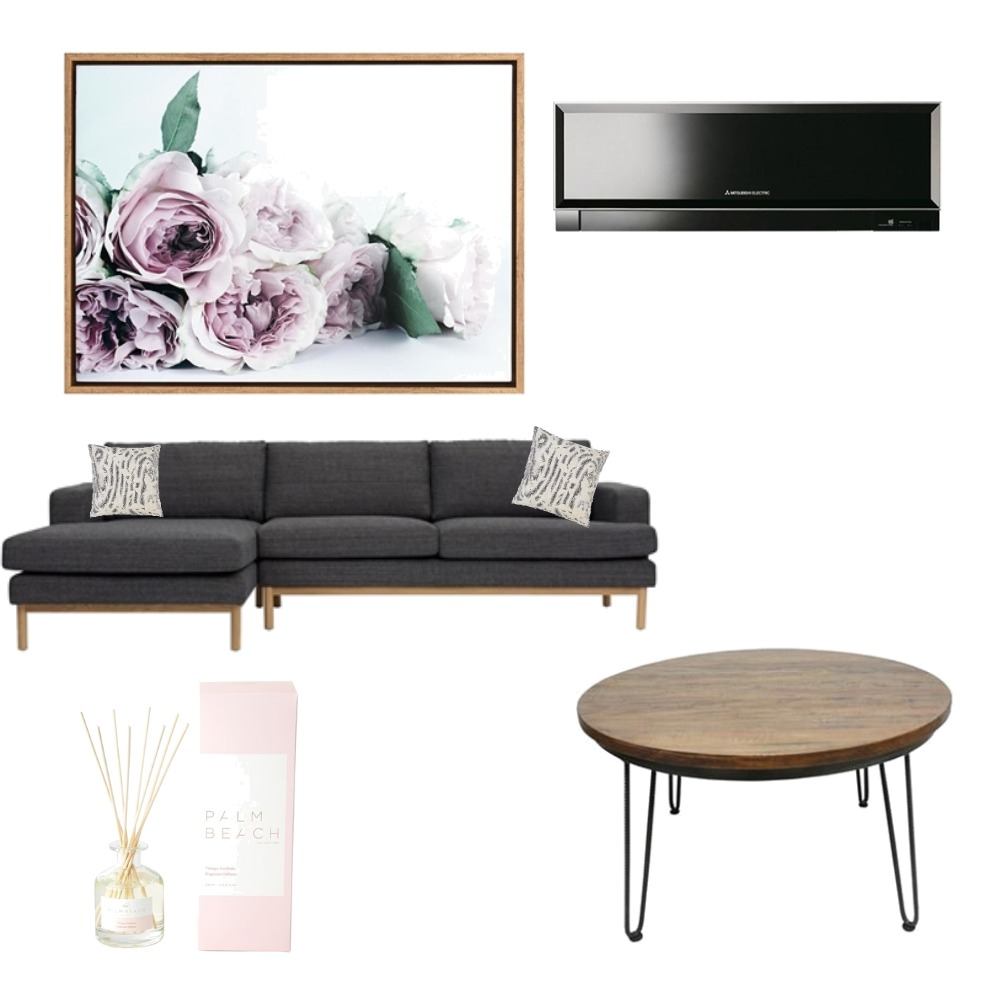 Living Room Interior Design Mood Board by Olivia-Maree on Style Sourcebook