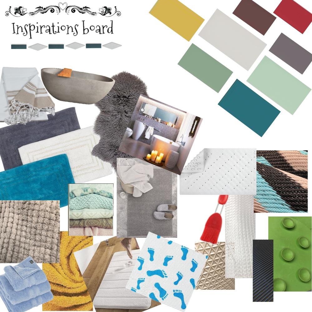 Bademåtte Interior Design Mood Board by Mariam on Style Sourcebook