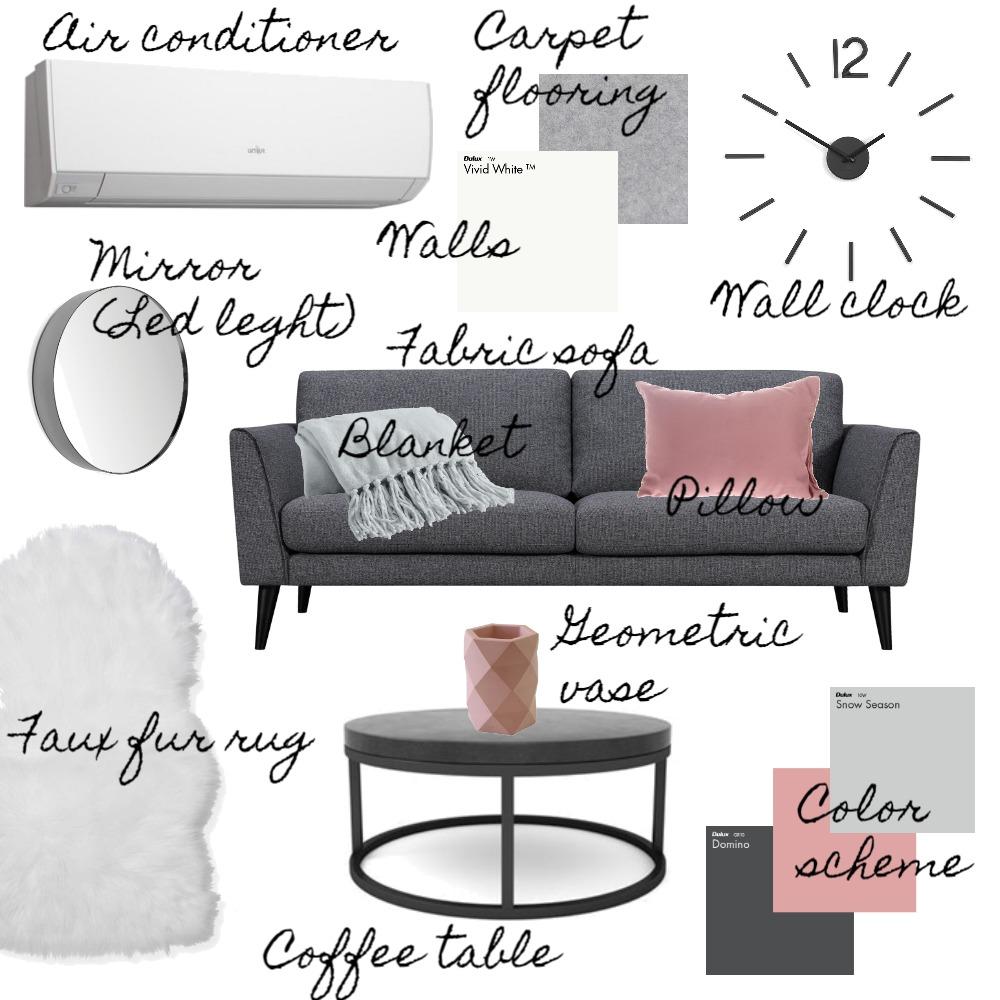 Grink Interior Design Mood Board by Kianne on Style Sourcebook
