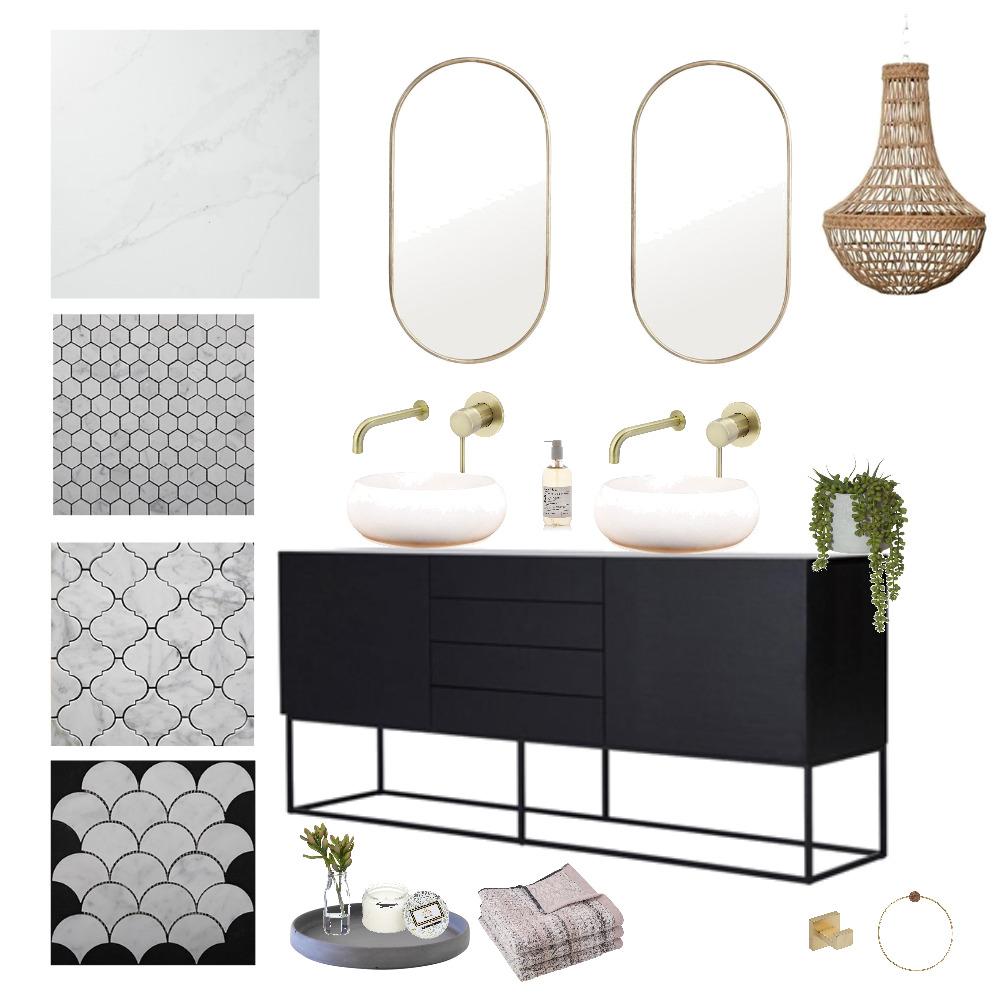 Mum's Bathroom Concept One Interior Design Mood Board by SheshR on Style Sourcebook