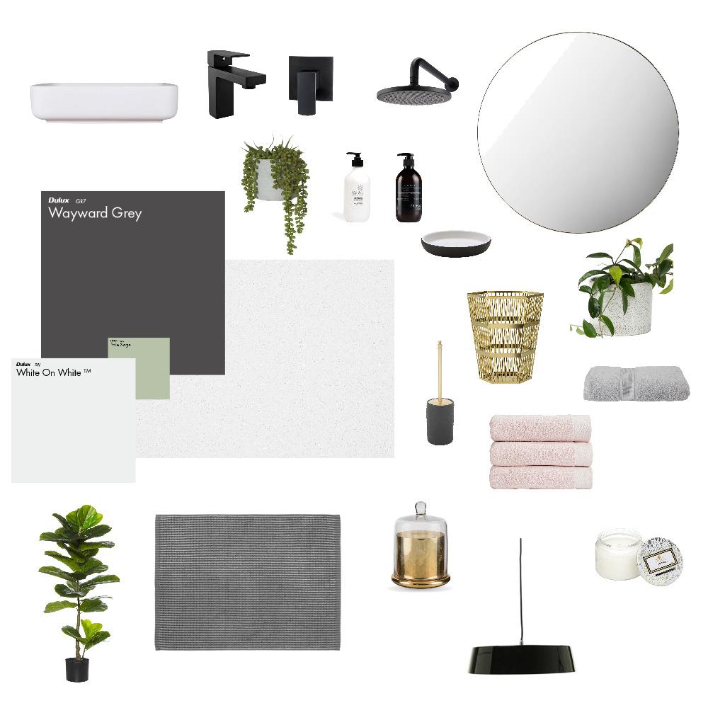 Bathroom Interior Design Mood Board by destinee on Style Sourcebook