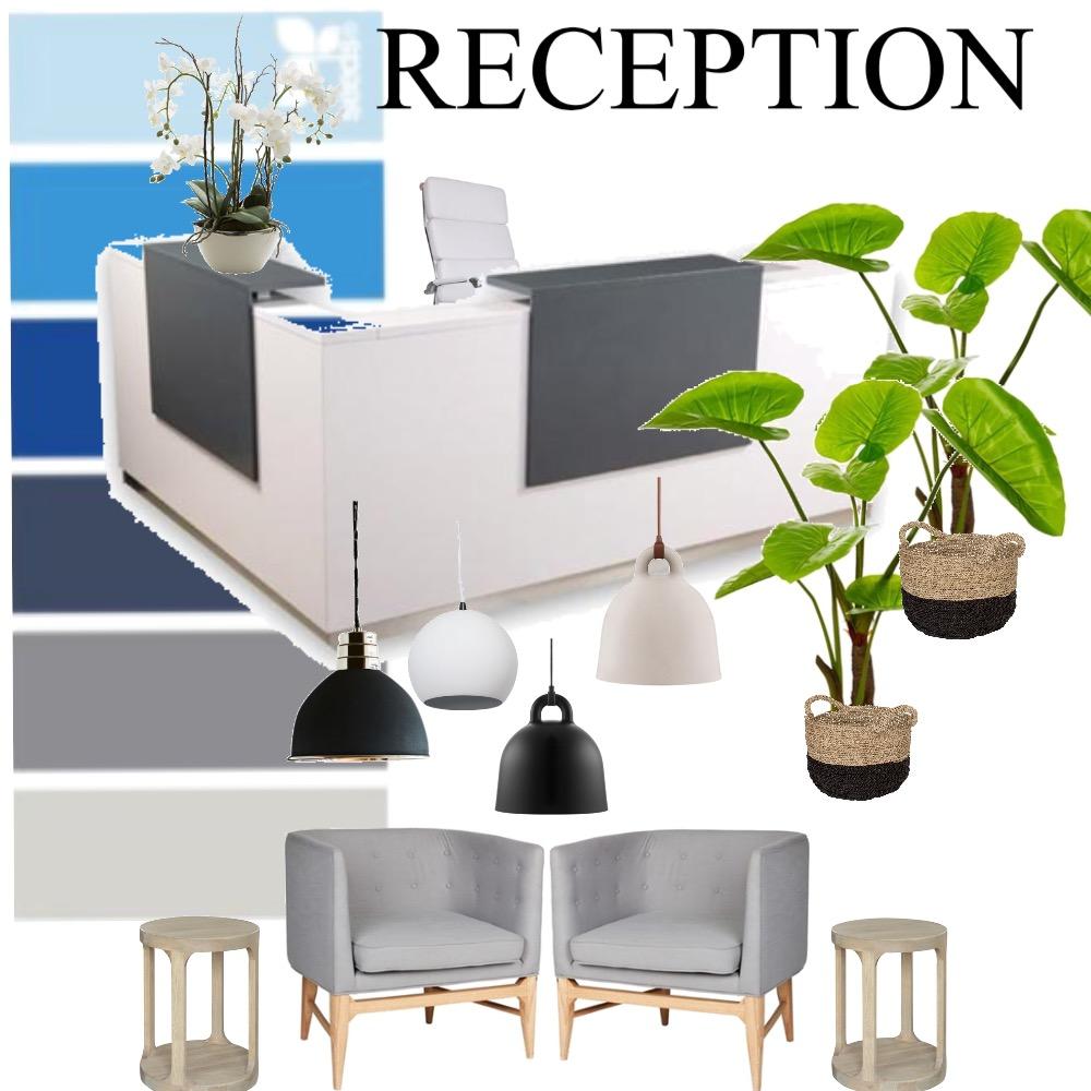 Grinrod RECEPTION Interior Design Mood Board by nicolestewart on Style Sourcebook