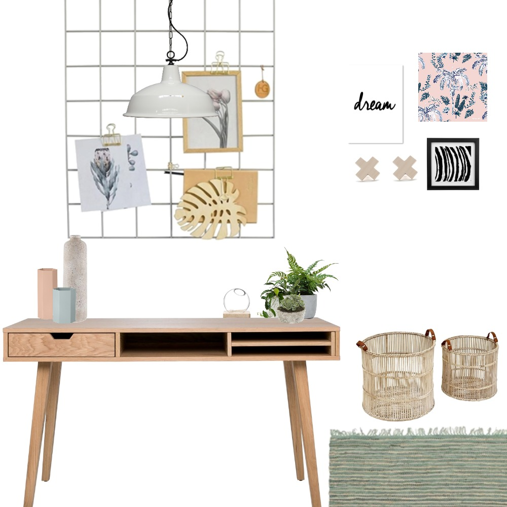Home office 1 Interior Design Mood Board by Mitisz84 on Style Sourcebook
