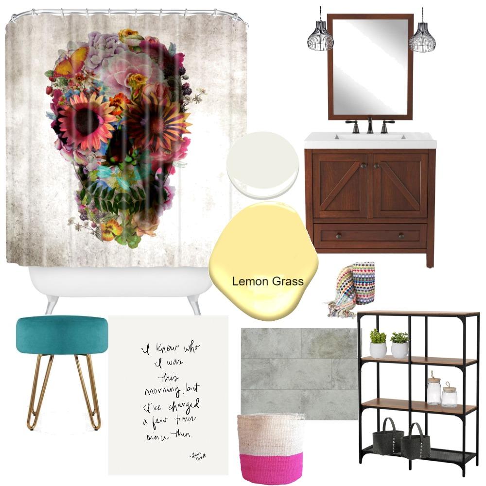 Center Street Teen Interior Design Mood Board by dewitt530 on Style Sourcebook