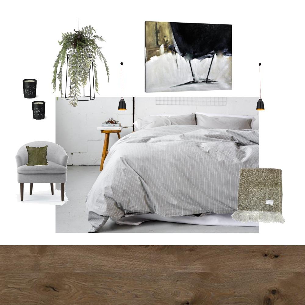 Grey Bedroom Interior Design Mood Board by Alana on Style Sourcebook