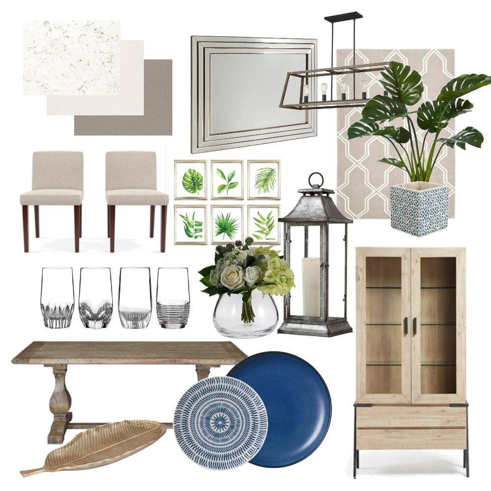 Dining Interior Design Mood Board by JC_Carlos on Style Sourcebook