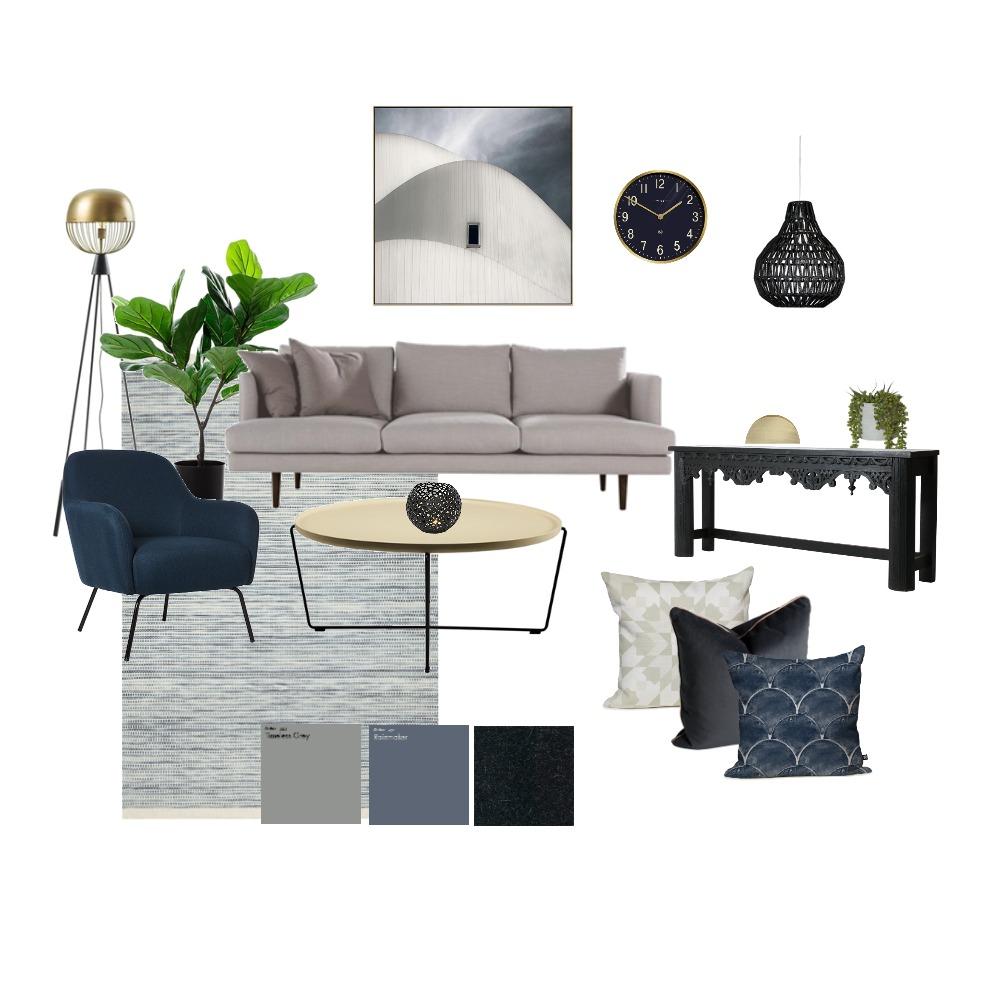 brass2 Interior Design Mood Board by ZIINK Interiors on Style Sourcebook