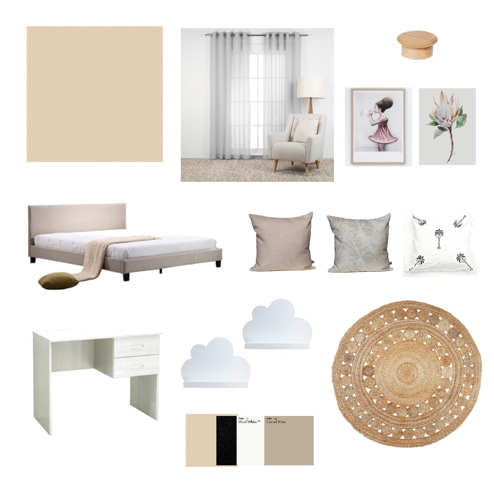 אופיר 1 Interior Design Mood Board by danash on Style Sourcebook