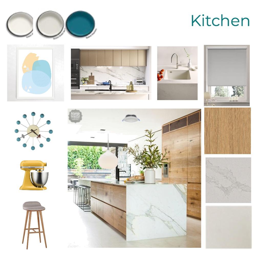 Mod Dezign Kitchen Interior Design Mood Board by MODDEZIGN on Style Sourcebook