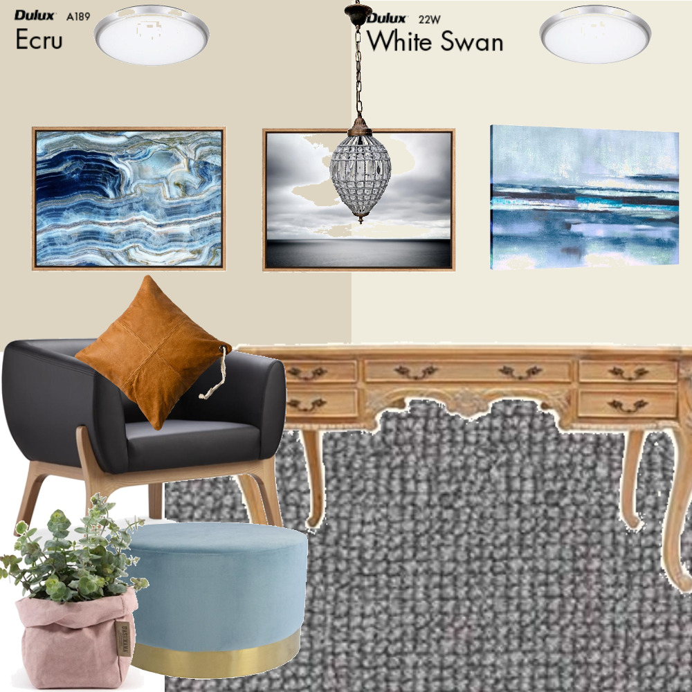 Study Space Interior Design Mood Board by DaniiLLe on Style Sourcebook