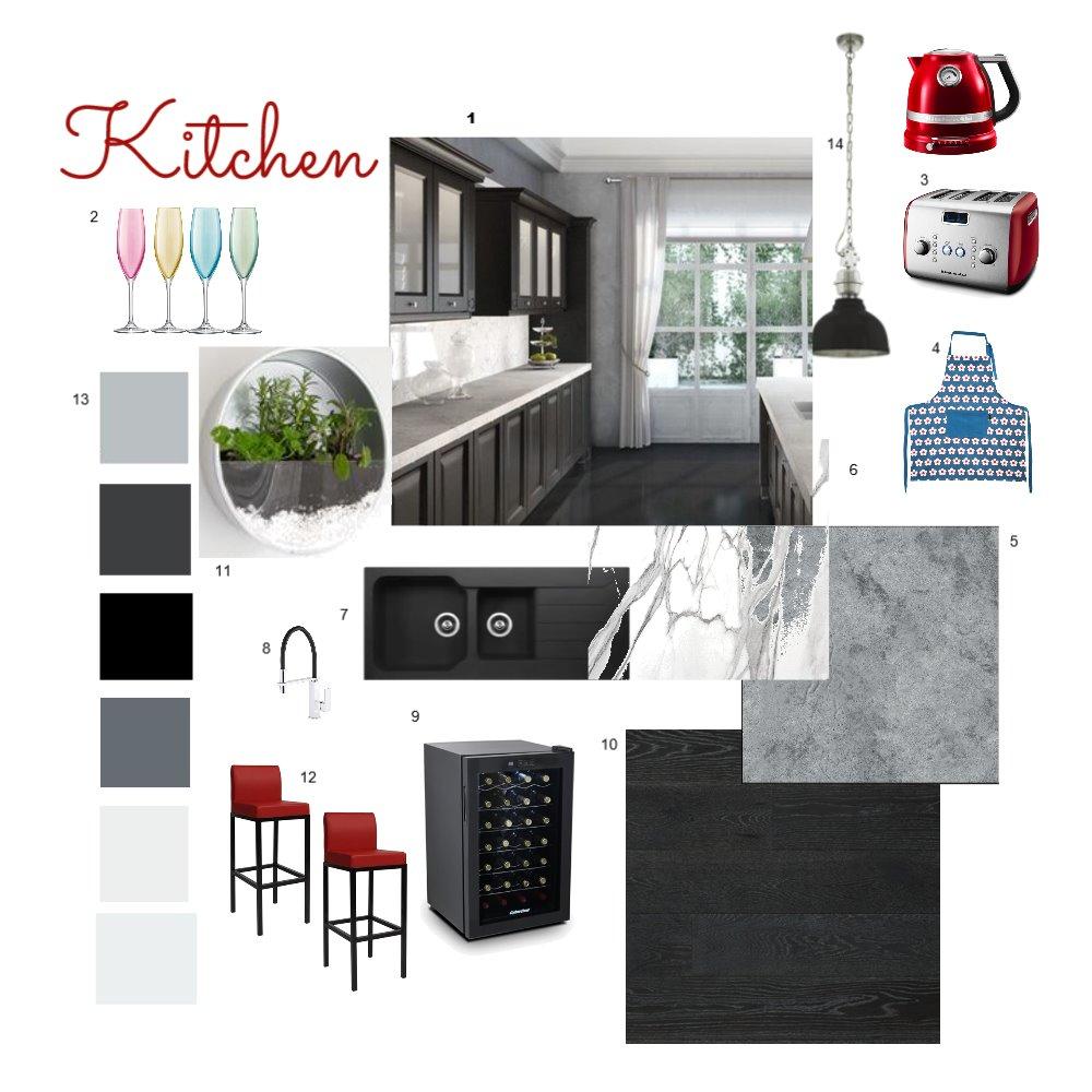Kitchen IDI Interior Design Mood Board by bitchins on Style Sourcebook