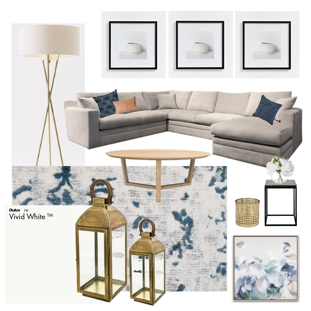 Living room Interior Design Mood Board by Katy on Style Sourcebook