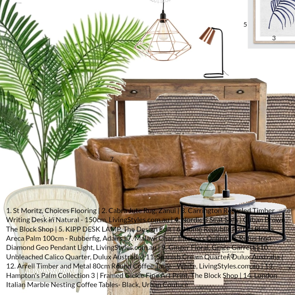 Eclectic Design Interior Design Mood Board by evelynne on Style Sourcebook