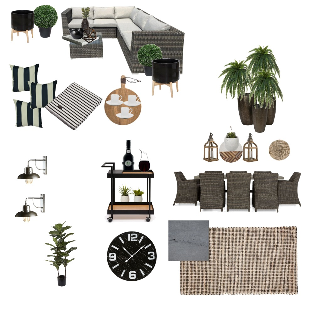 Renee - Plant styling  - landscape design  module Interior Design Mood Board by reneecox on Style Sourcebook
