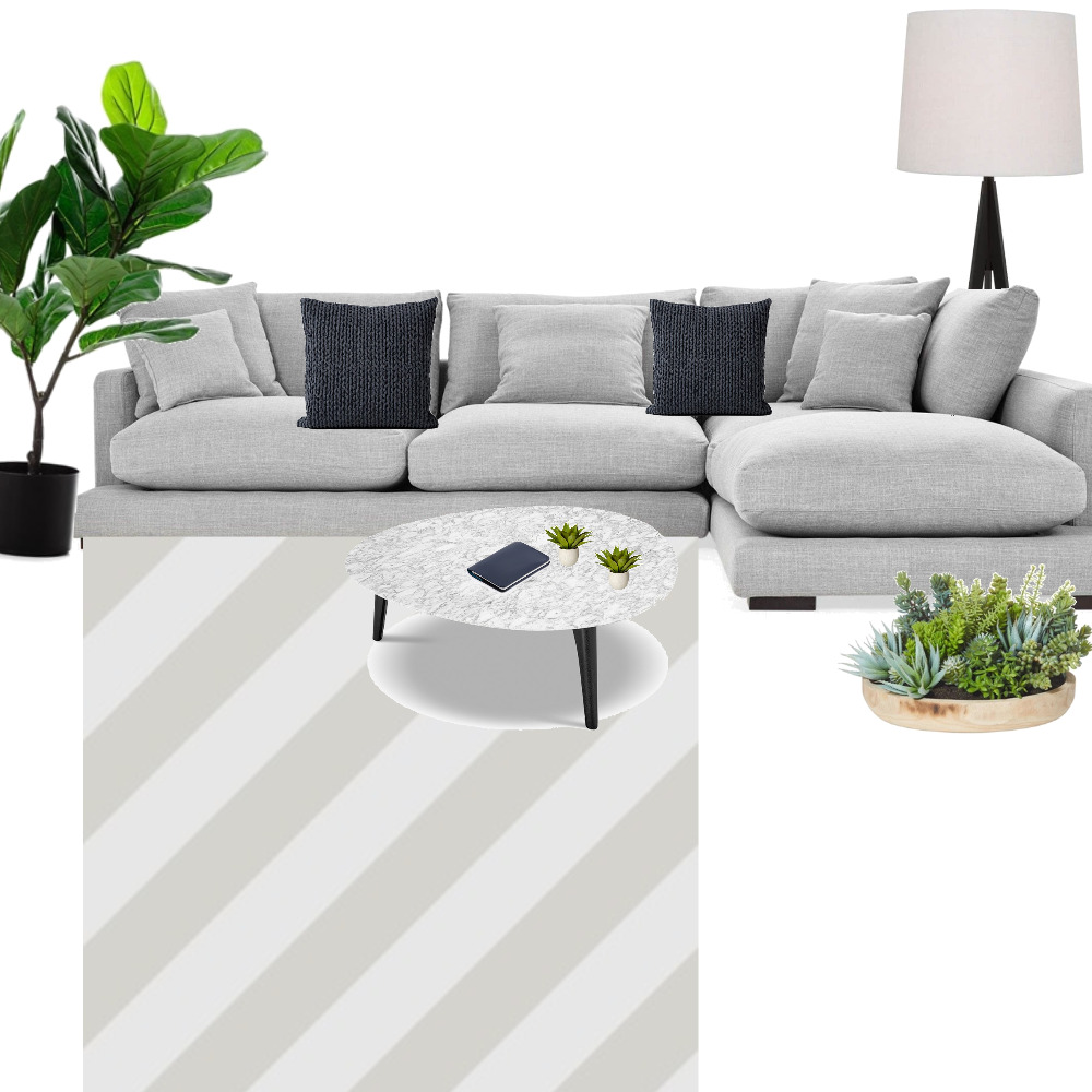 Living room Interior Design Mood Board by Martini on Style Sourcebook