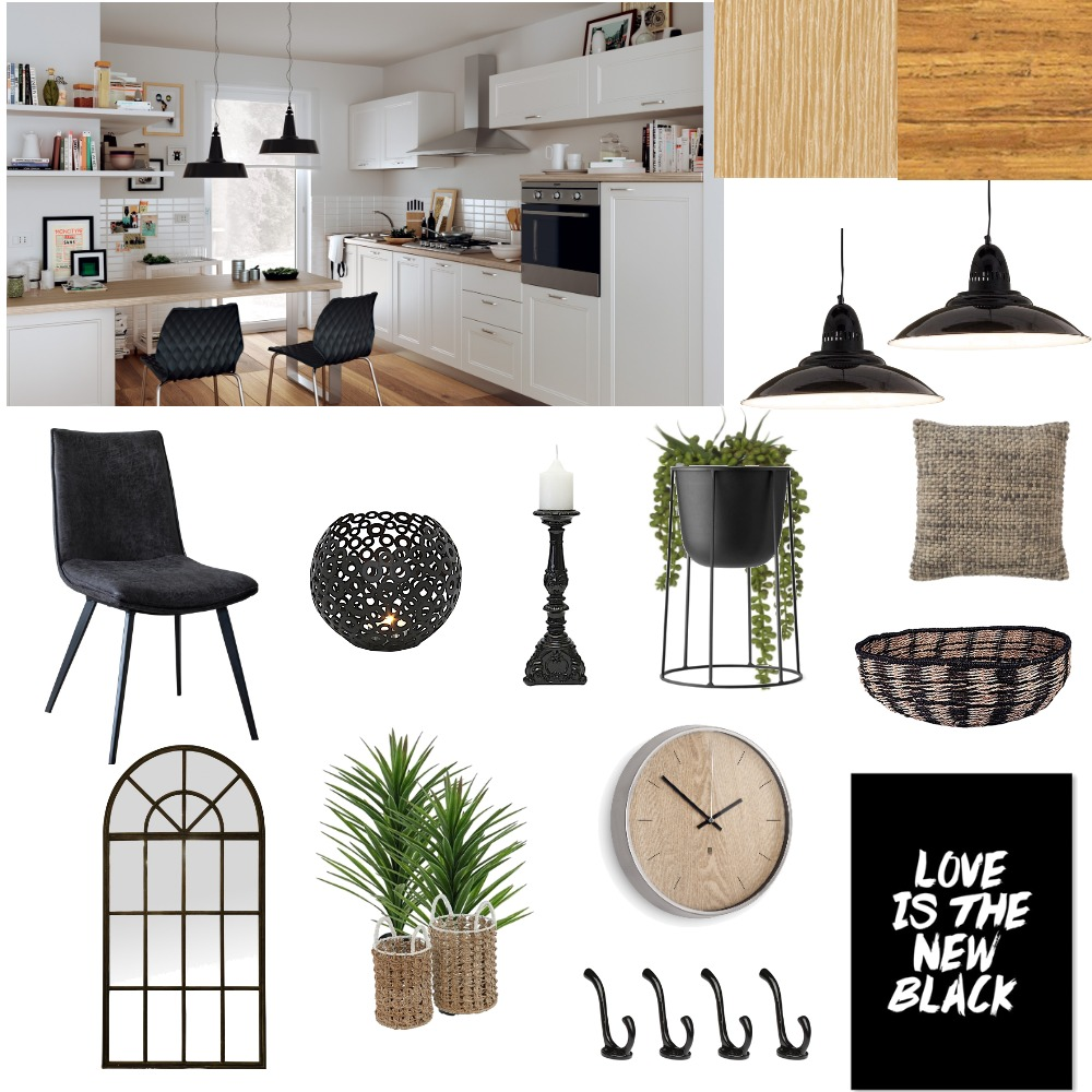 Kitchen Interior Design Mood Board by tortikrisztina on Style Sourcebook