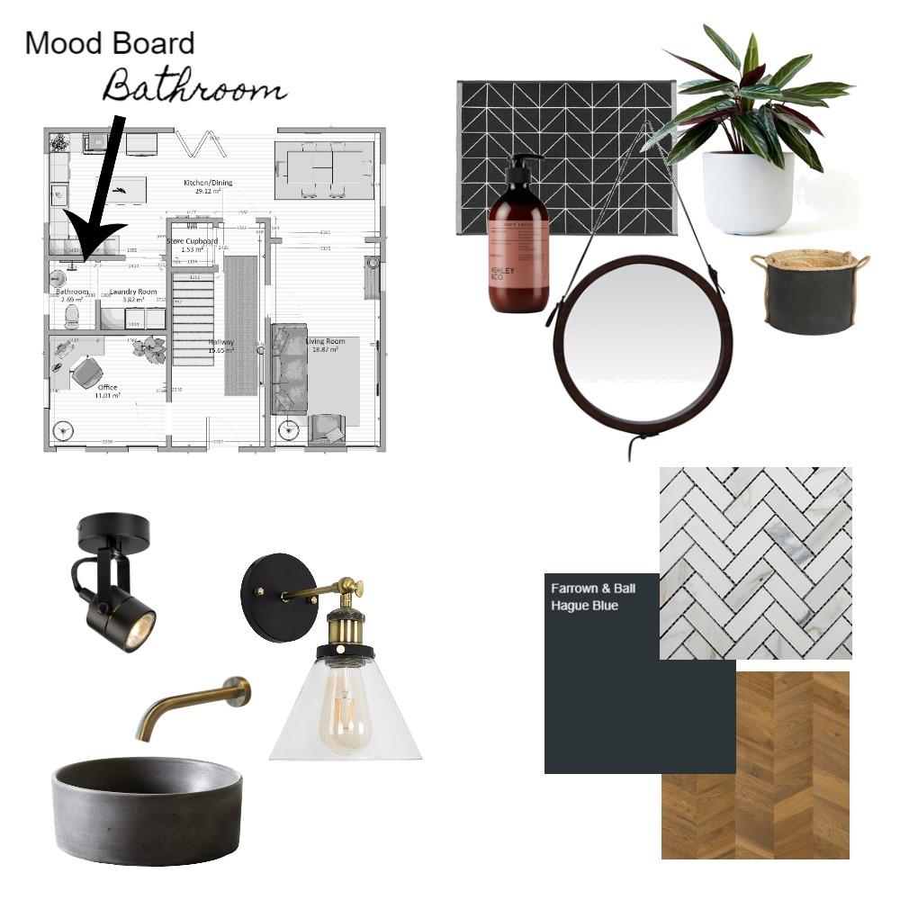 Mood Board Bathroom Interior Design Mood Board by KatieK14 on Style Sourcebook
