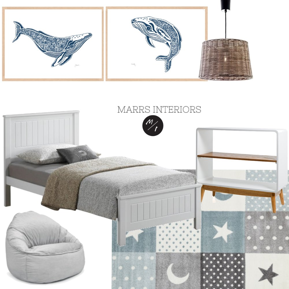Baby Blue Interior Design Mood Board by marrsinteriors on Style Sourcebook
