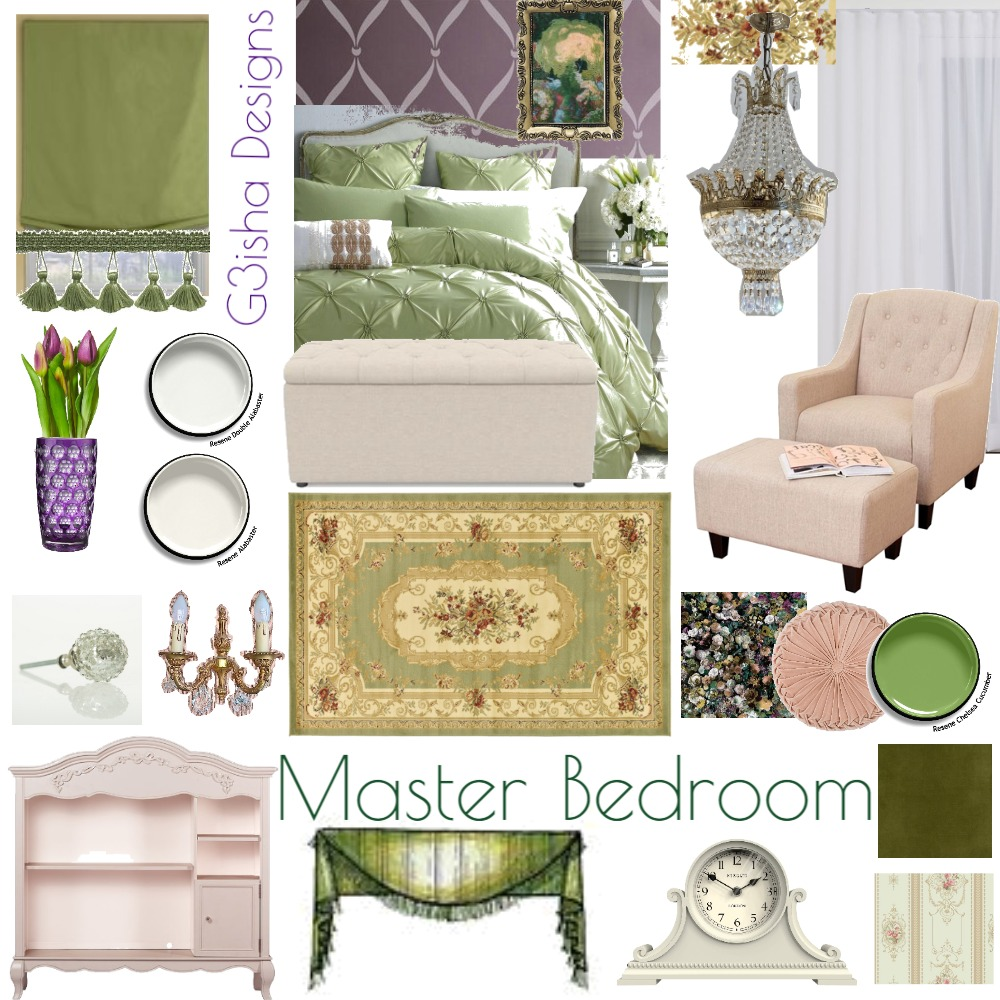 Relaxed Regency Interior Design Mood Board by G3ishadesign on Style Sourcebook