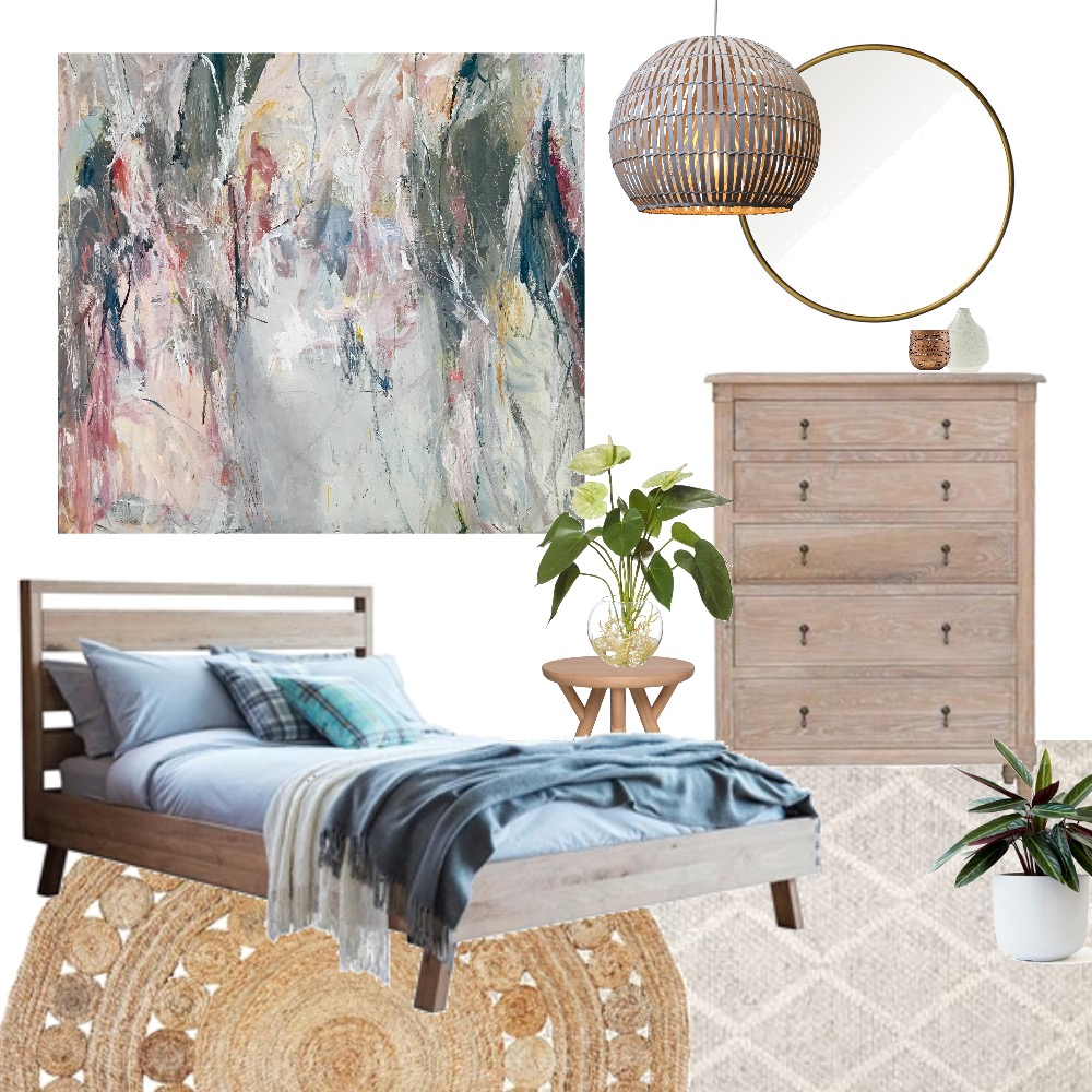 Bush Magic: in the Clearing Interior Design Mood Board by alexandraplim on Style Sourcebook