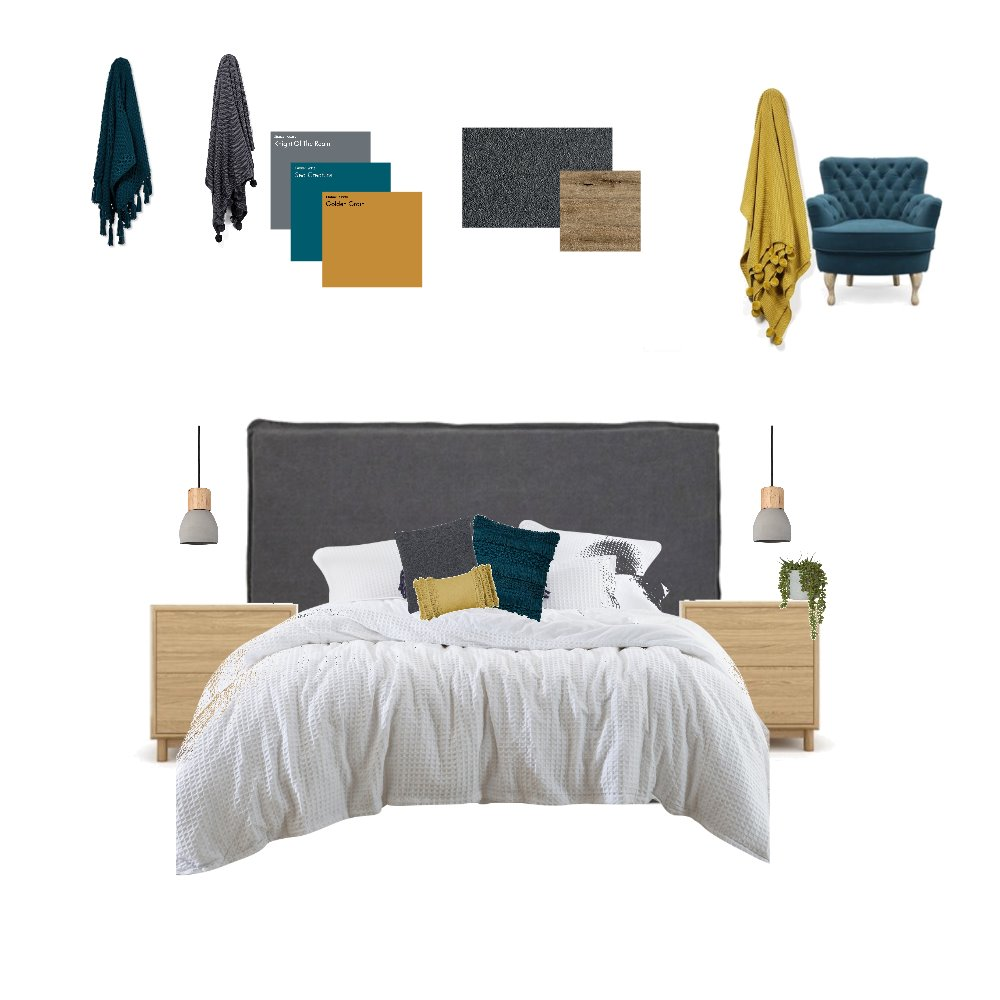 Master Bed 1 Interior Design Mood Board by erin11884 on Style Sourcebook