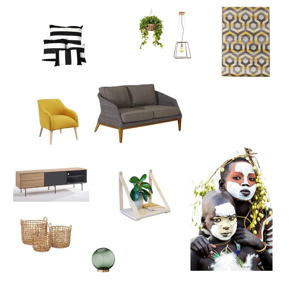 לוח השראה 6 Interior Design Mood Board by ik0110 on Style Sourcebook