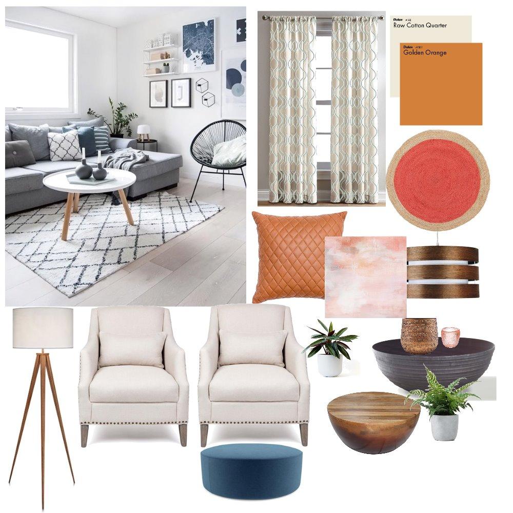 cool to warm Interior Design Mood Board by Antonio on Style Sourcebook