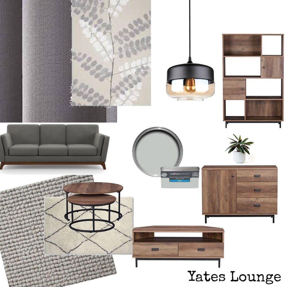 Yates Lounge 2 Interior Design Mood Board by Jacko1979 on Style Sourcebook