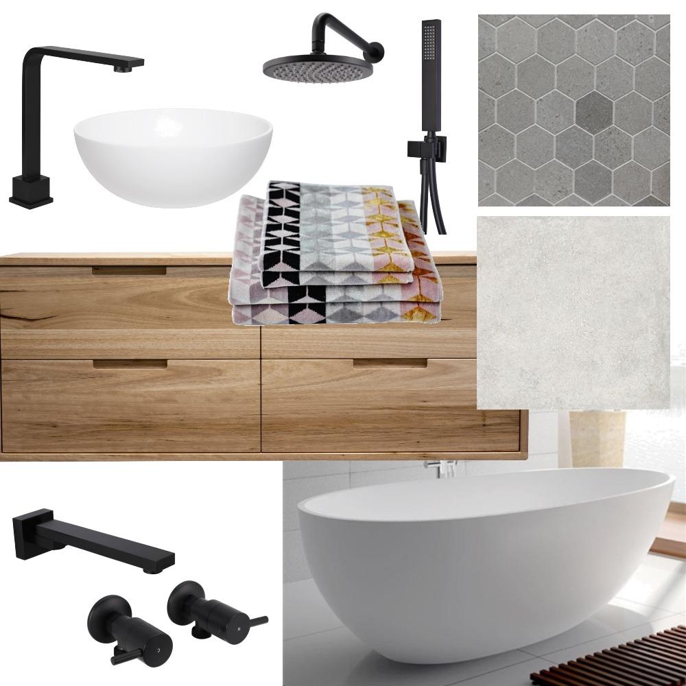 Bathroom 1 Interior Design Mood Board by Philippa on Style Sourcebook