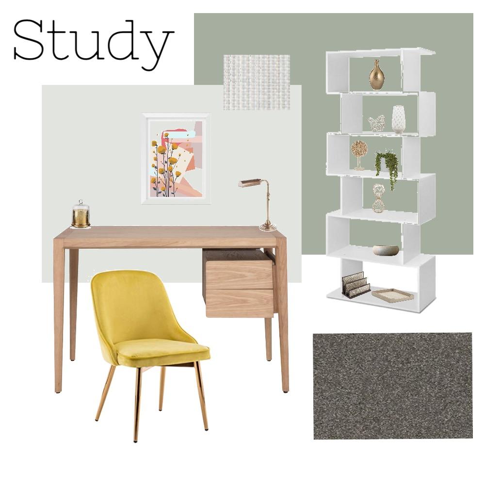 Assignment 9 - Study Interior Design Mood Board by ReneeWalker on Style Sourcebook