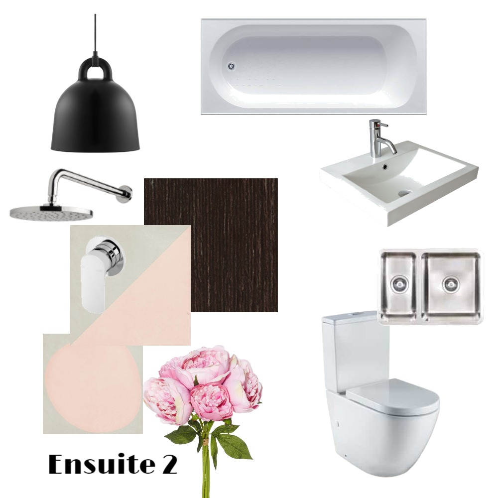 Lisa Eldon - Sanitary Fixtures Interior Design Mood Board by Beautiful Home Renovations  on Style Sourcebook