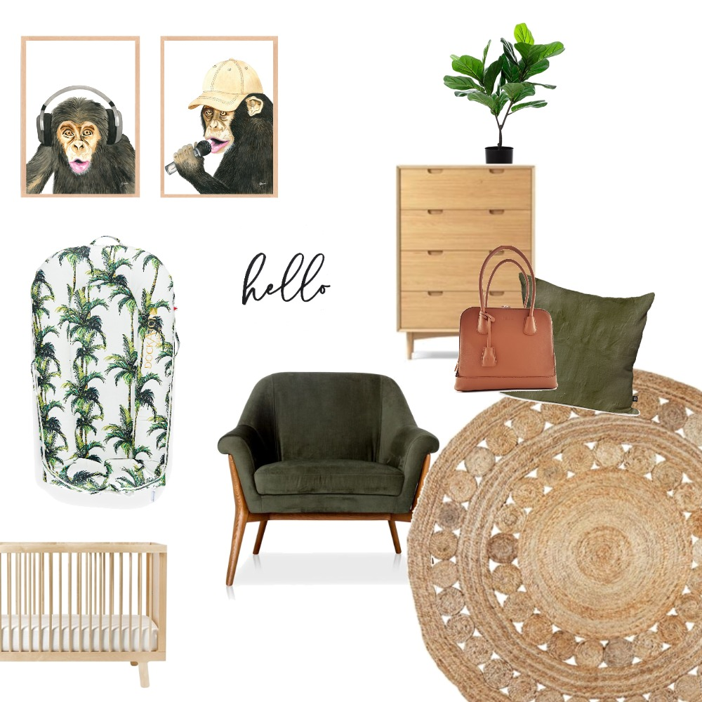 Palm Beach Interior Design Mood Board by dockatotausnz on Style Sourcebook