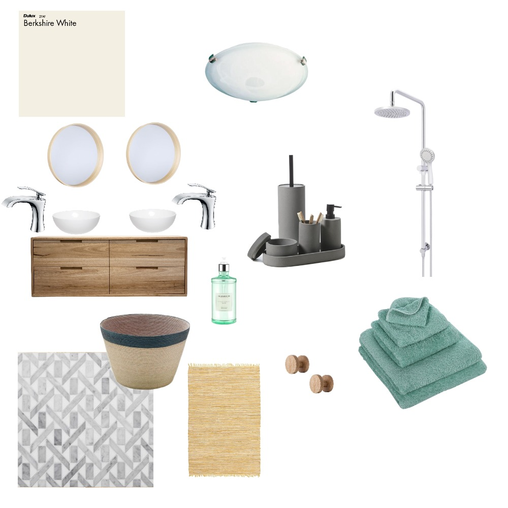 bath room Interior Design Mood Board by AnissaTa on Style Sourcebook