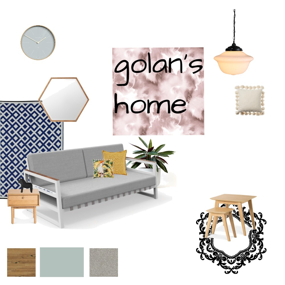 cline Interior Design Mood Board by talgol on Style Sourcebook