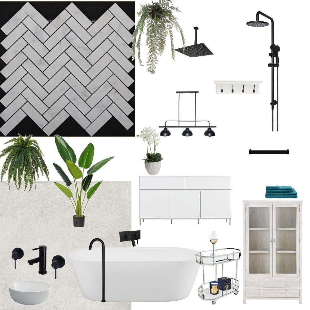 bathroom Interior Design Mood Board by DestinyDesigns on Style Sourcebook
