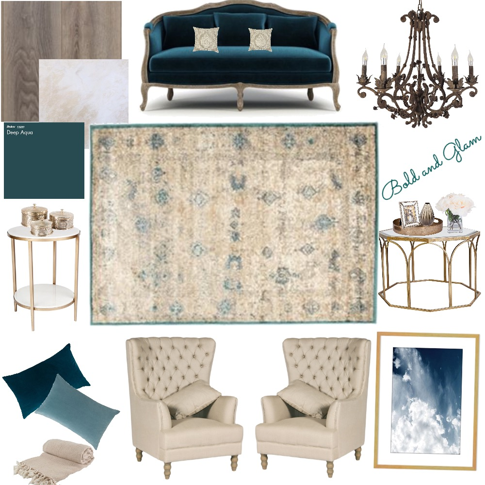 bold and beautiful12 Interior Design Mood Board by mazzziie123 on Style Sourcebook