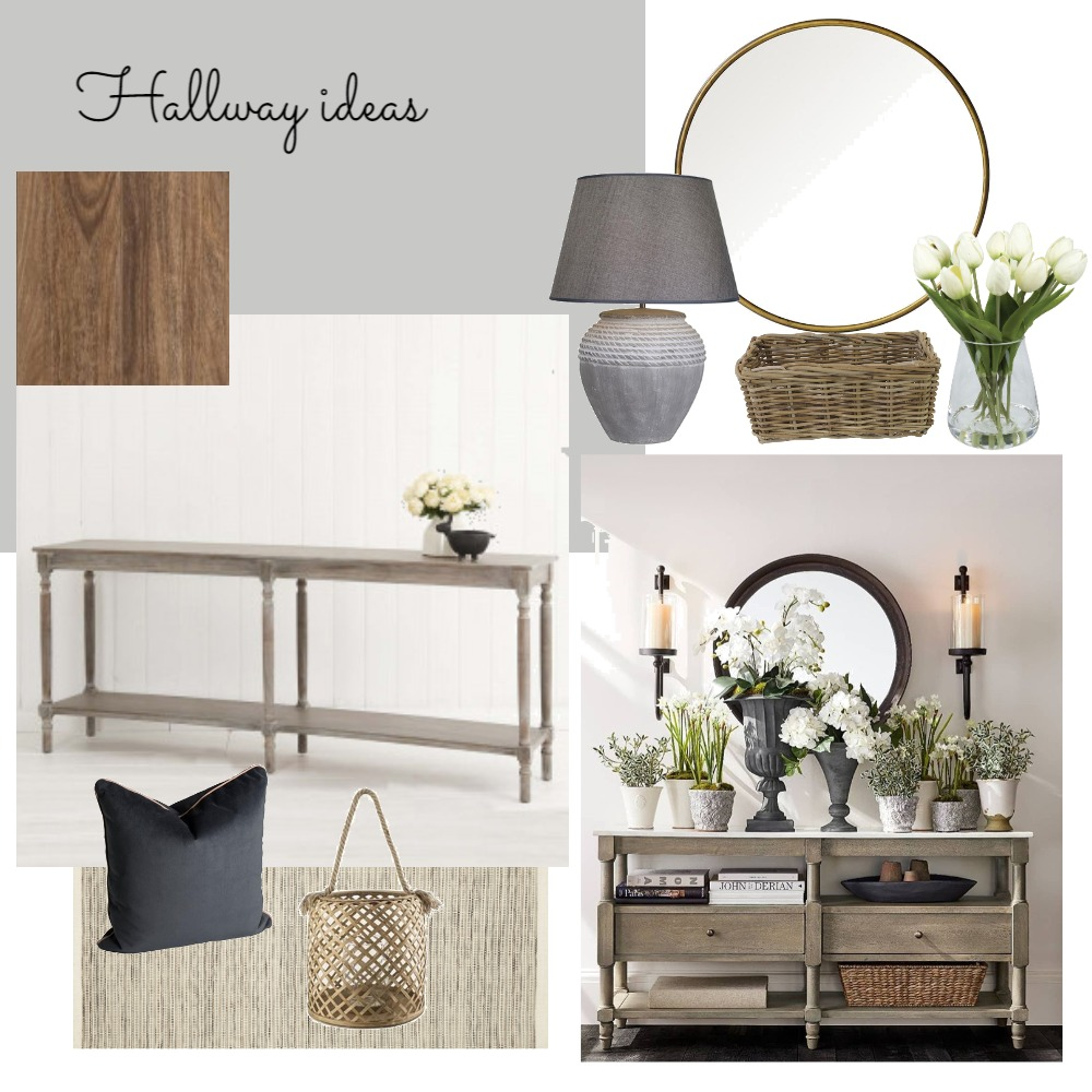 french provincial entry Interior Design Mood Board by Varuschkaf10 on Style Sourcebook