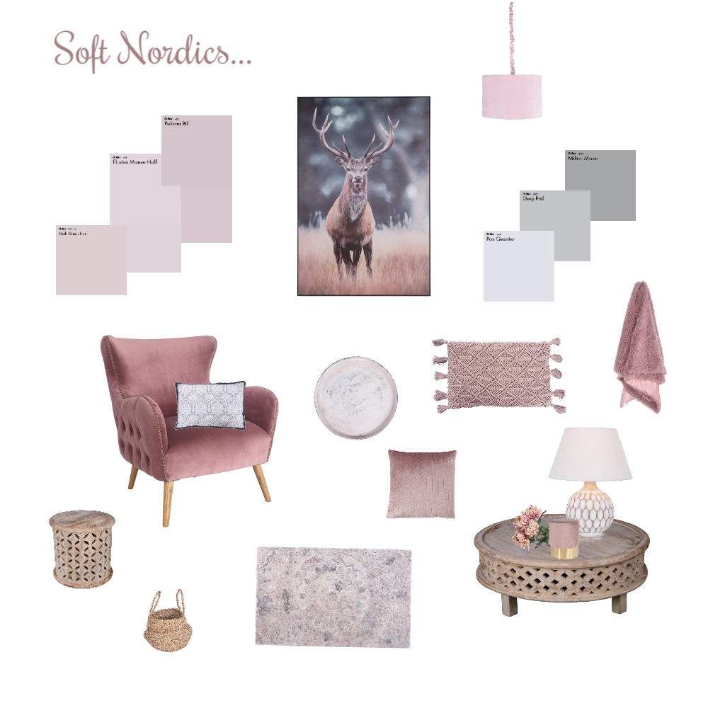 Soft Nordics Interior Design Mood Board by darlene on Style Sourcebook