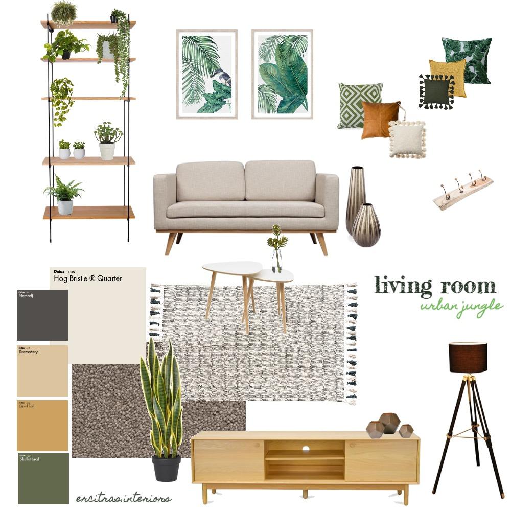 Thomastown Flat Interior Design Mood Board by KUTATA Interior Styling on Style Sourcebook