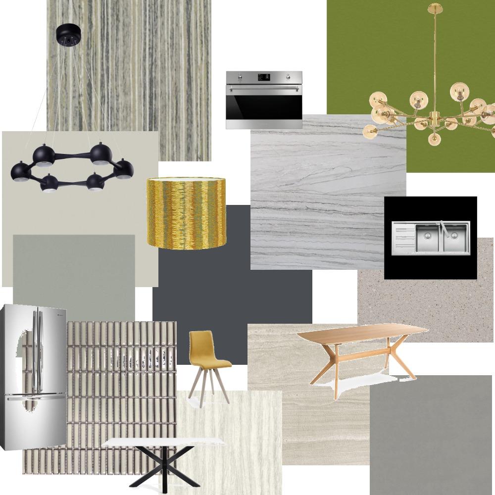 kitchen Interior Design Mood Board by vbarney on Style Sourcebook