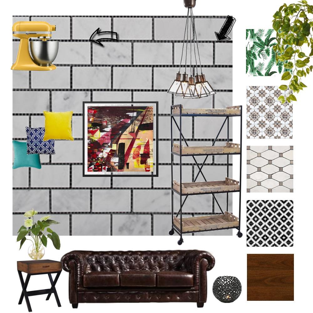 מקום בילוי Interior Design Mood Board by moshe40 on Style Sourcebook