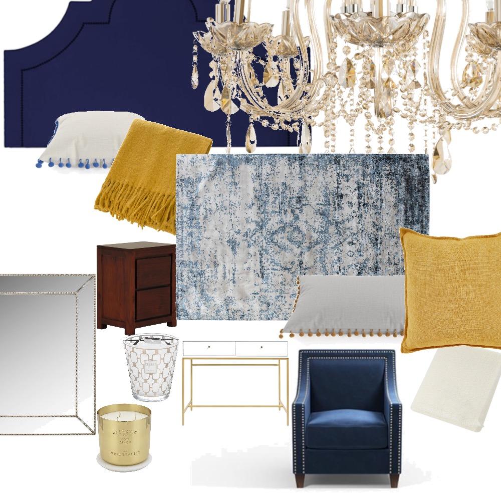 bedroom spb Interior Design Mood Board by nonage on Style Sourcebook