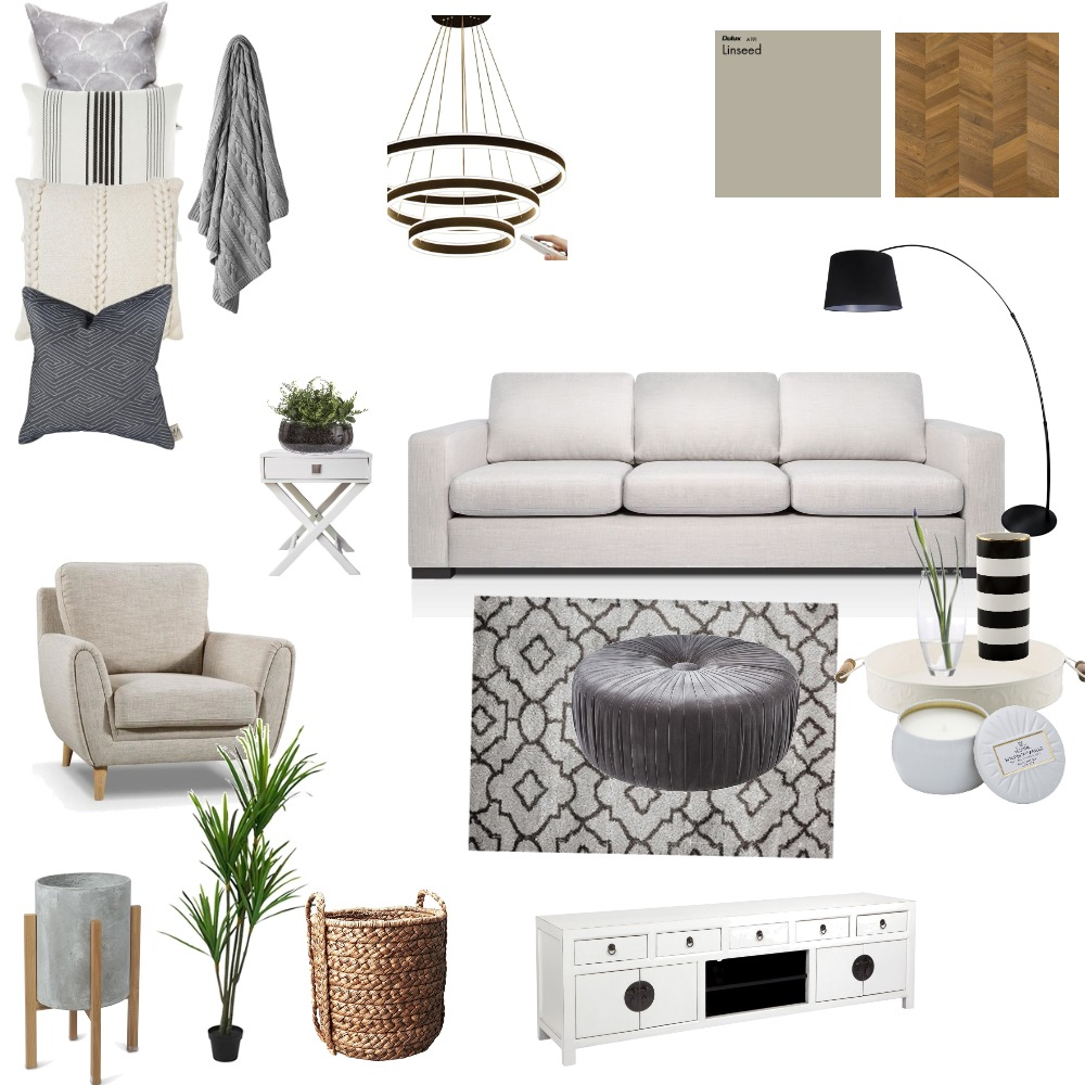 living room module 9 Interior Design Mood Board by Alinane1 on Style Sourcebook