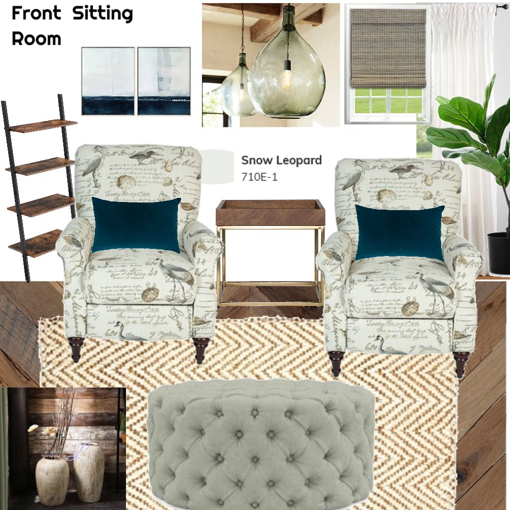 Front Sitting Room Interior Design Mood Board by mercy4me on Style Sourcebook