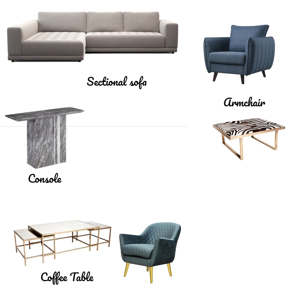 Living Interior Design Mood Board by ronakjdesigns on Style Sourcebook