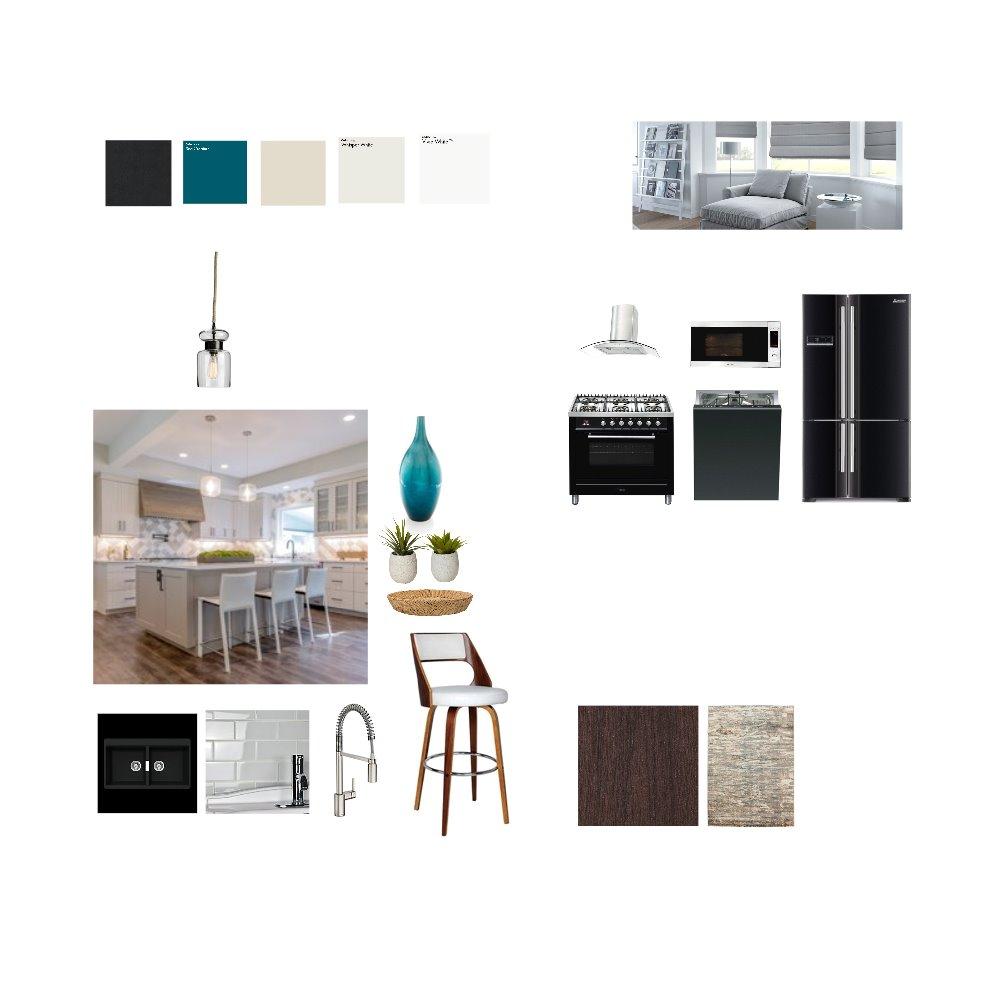 1950's reno-kitchen Interior Design Mood Board by tropicalLover on Style Sourcebook