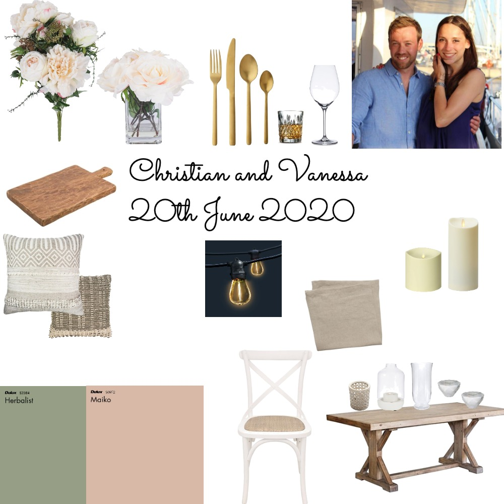 Christian and Vanessa Interior Design Mood Board by antoniagraham on Style Sourcebook