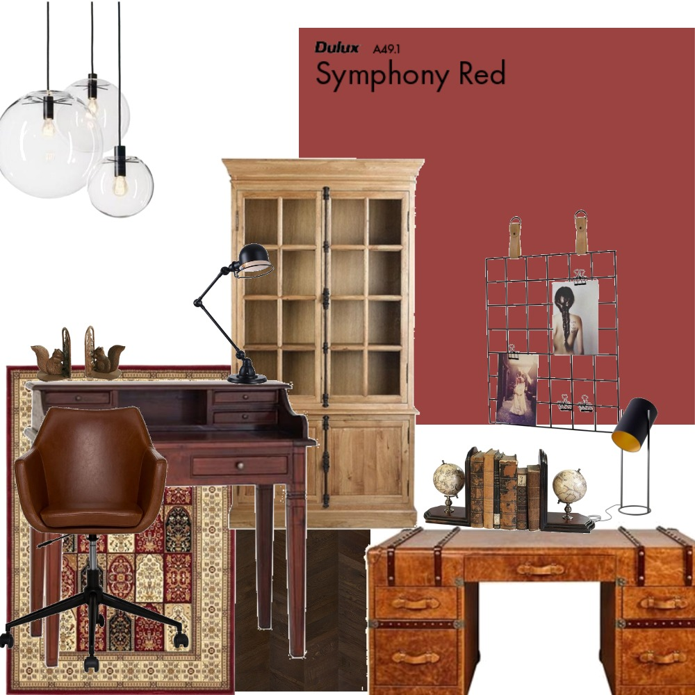 Writers Centre Interior Design Mood Board by bghschool on Style Sourcebook